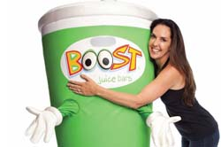Janine Allis Boost Juice