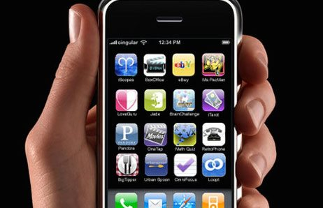 iphone apps for business