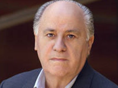 The richest Spaniard: Amancio Ortega