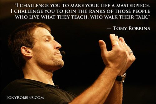Tony Robbins Picture Quotes