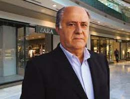 Amancio Ortega Zara Net Worth