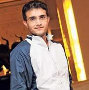 Sourav Ganguly Cricketer