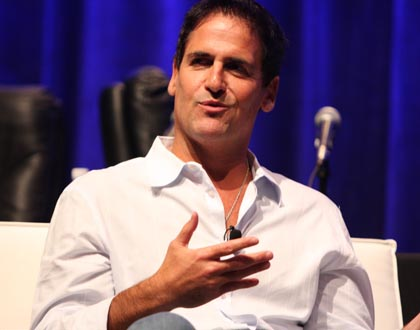 Mark Cuban Rich Billionaire