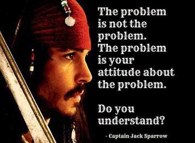 Jack Sparrow Picture Quote