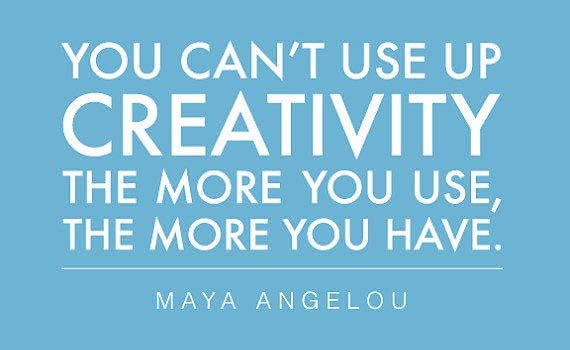 creativity picture quote