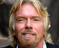 Richard Branson risk taker
