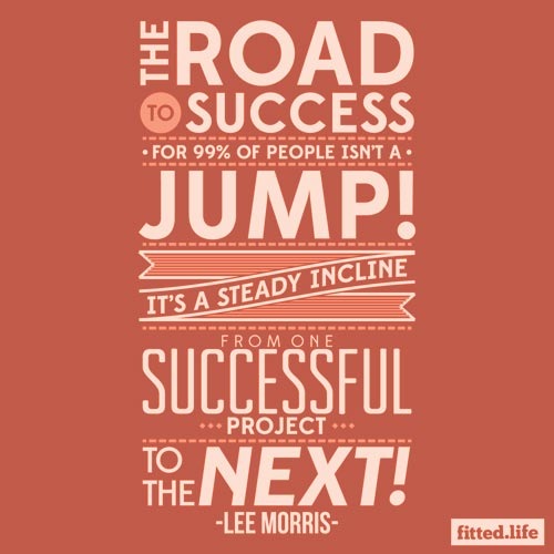 Motivation-and-Success-Typography-Picture-Quote-Road-to-Success