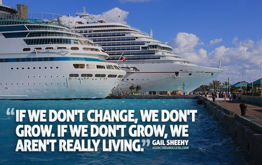 Change and Grow Motivation-Picture-Quote