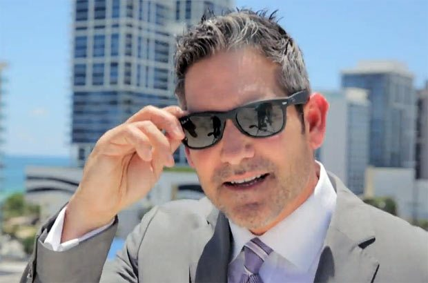 Grant Cardone Achieving Massive Success