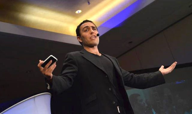 Jairek Robbins Creating Success