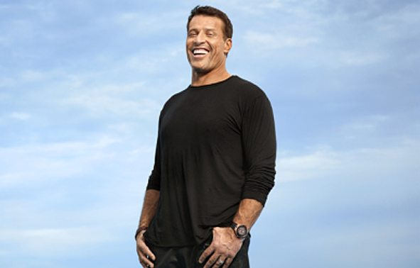 photo by martin schoeller - tony robbins - fortune