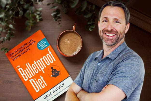 Dave Asprey Bulletproof Diet BioHacking