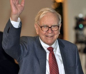 warren buffet net worth