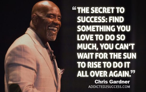 mba case study chris gardner pursuit