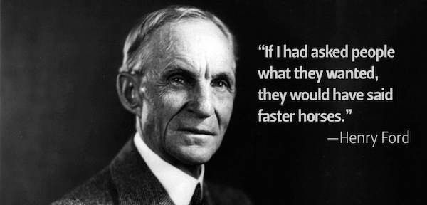 Henry Ford Picture Quote