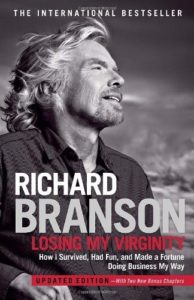 Richard Branson - Losing My Virginity Book