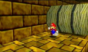 Mario 64 Boulder And Success Advice