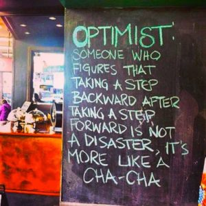 definition-of-an-optimist