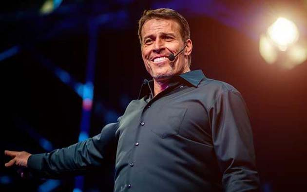 tony robbins must read books